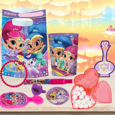 40 OFF Shimmer Shine 9 Piece Loot Pack