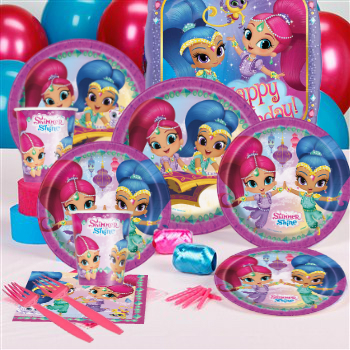 50 OFF Shimmer Shine Party Pack For 16