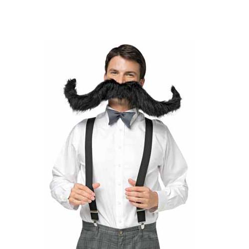 "GIGANTIC Super 60/"" /'Stache/' Moustache//Mustache"