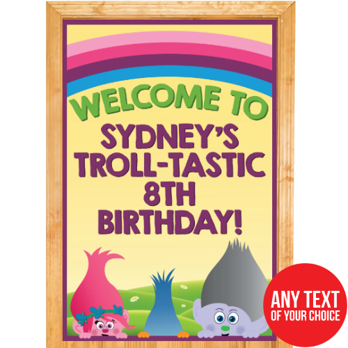 Trolls Birthday Party Supplies Party Supplies Canada - Open A Party