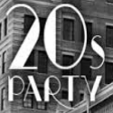 1920's (Twenties) Decor & Party Supplies