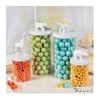 Candy Jars/Scoops and Containers