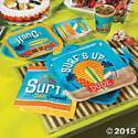 Surfing Theme Birthday Party Supplies