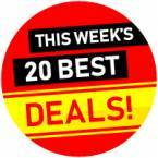 **50 Best Clearance Deals This Week