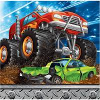 Monster Truck Birthday Party Supplies