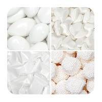White Coloured Candy