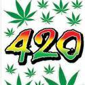 Weed 420 Party Supplies