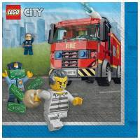 Lego City Birthday Party Supplies