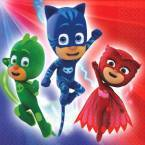 PJ Masks Birthday  Party Supplies