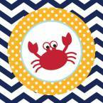 Nautical Juvenile Party Supplies