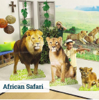 African Safari VBS Supplies
