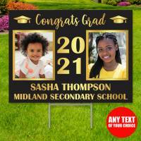 PERSONALIZED Graduation Party Supplies