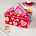 Valentines Exchange Cards & Boxes