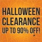 *Halloween Clearance Up To 90% OFF