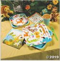 Jungle Baby Shower Party Supplies