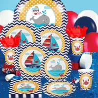 Nautical Boy Baby Shower