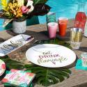 Chic Aloha Bridal Shower Party Supplies
