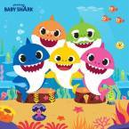 Baby Shark Birthday Party Supplies