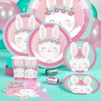 Bunny Girl Baby Shower