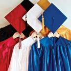 *Graduation Robes and Mortarboards