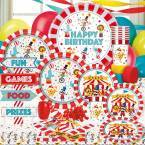 *Carnival Party Supplies & Decorations