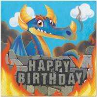Dragons & Knights Birthday Party Supplies