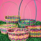 Easter Baskets, Bags & Shred
