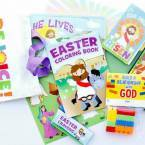 Religious Easter Toys, Novelty and Bags