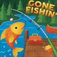 Gone Fishing Party Supplies