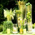 Green Wedding Supplies