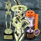 Halloween Awards and Trophies