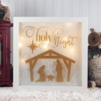Christmas Religious Home Decor