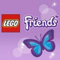 Lego Friends Birthday Party Supplies