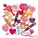 Valentines Toys and Favours