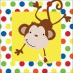 Monkey Themed Birthday Party Supplies