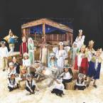 Nativity Pageant Decor & Costumes