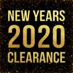 New Years Clearance & Sale