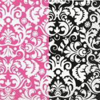 Damask Party Supplies