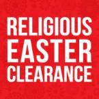 Religious Easter Clearance