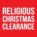 Religious Christmas Clearance & Sale