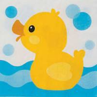 Rubber Ducky (Duckie) Party Supplies