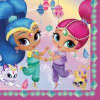 Shimmer and Shine Birthday Party Supplies