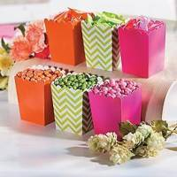 Favour Gift Boxes, Bags, Buckets and Pail