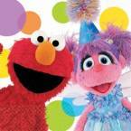 Sesame Street Birthday Party Supplies