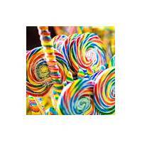 Swirl and Stripe Candy