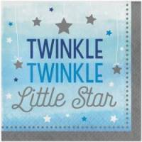 *Twinkle Star 1st Boy Party Supplies
