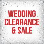 *Wedding Supplies Clearance and Sale